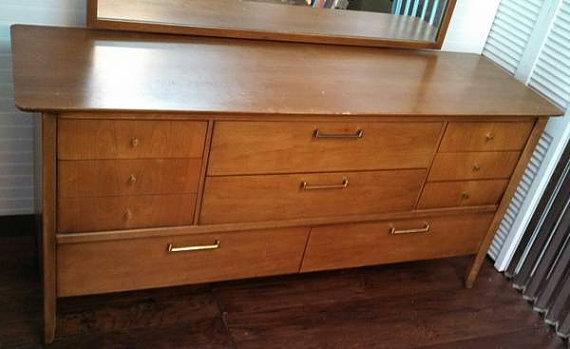 drexel heritage bedroom furniture for sale 1980s 1950s vintage