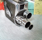Vintage Keystone 8 mm Precision Movie Camera