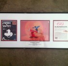 SOLD!1988 Mickey Mouse Walt Disney 60th Anniversary Special Edition Commemorative Art