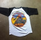 SOLD! Vintage Molly Hatchet 1984 tshirt tee t shirt medium old band ts