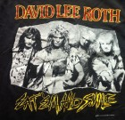 SOLD! David Lee Roth Vintage tshirt t shirt tee Eat em' and Smile XL fit like medium band shirts