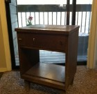 SOLD!Vintage Mid century retro side table